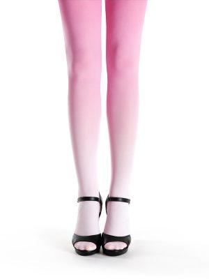 Rózsaszín Színátmenetes Harisnya