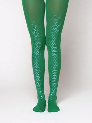 Ariel Zöld Sellő Harisnya