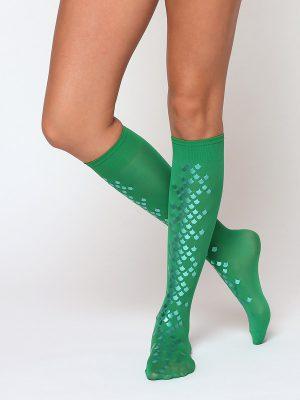 Ariel Zöld Sellő Térdfix